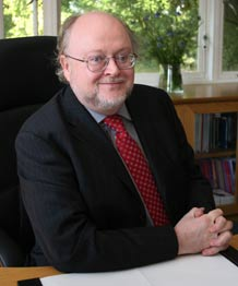 Professor Sir Steve Smith, Vice Chancellor and Chief Executive